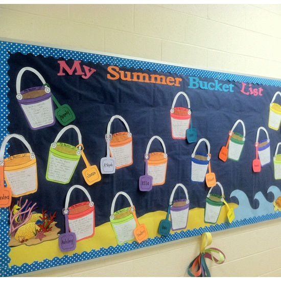 My-Summer-Bucket-List-Bulletin-Board-Idea