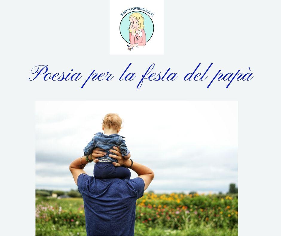 Festa del papà di Rosalba Giliberti -poesia