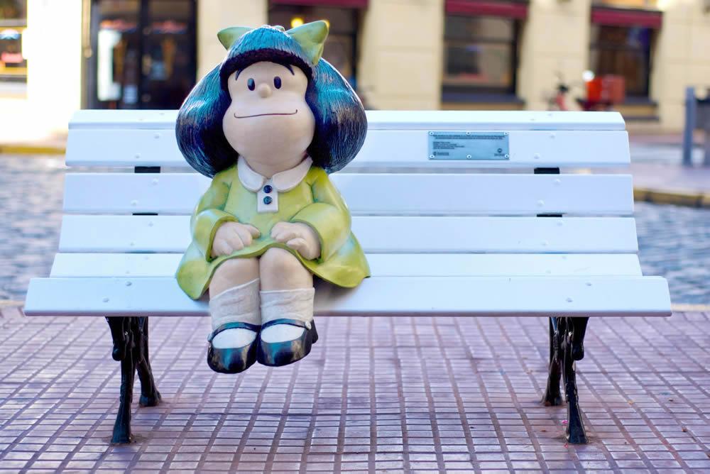 Il mondo di Mafalda … una piccola donna ribelle