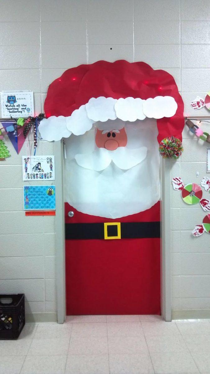 Decorare Finestre Per Natale Scuola natale: idee per decorare la porta della tua sezione