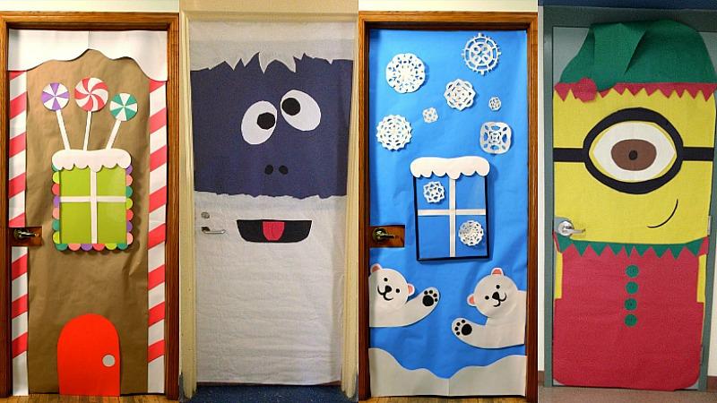 Decorazioni finestre primavera scuola primaria for Addobbi di natale per bambini scuola infanzia
