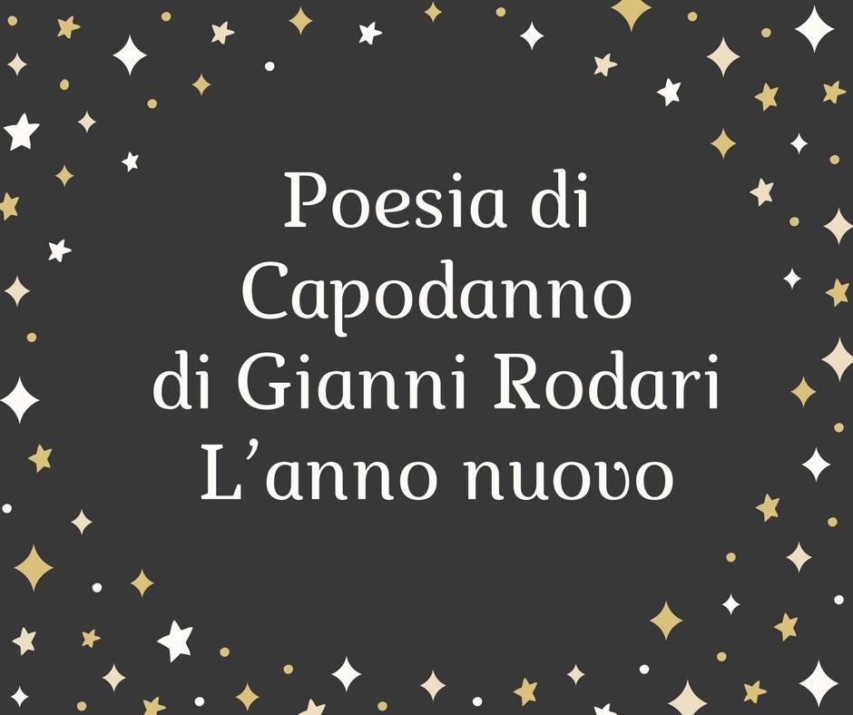 Buon Anno di Gianni Rodari