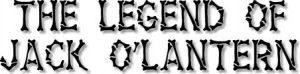 foto-Halloween:la leggenda di Jack Lanterna