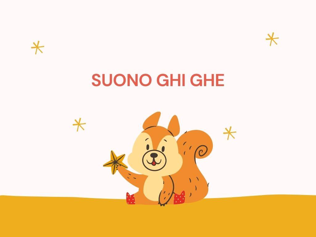 schede didattiche Dettato ortografico - CHE-CHI-GHE-GHI 5
