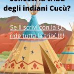 La tribù degli indiani Cucù di Gianni Rodari da stampare