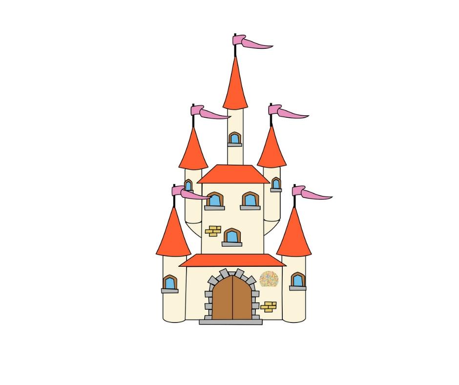 Il castello segreto (filastrocca alfabeto)