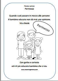 raccolta-materiale-insegnamento-educazione-civica-cartellone-permesso