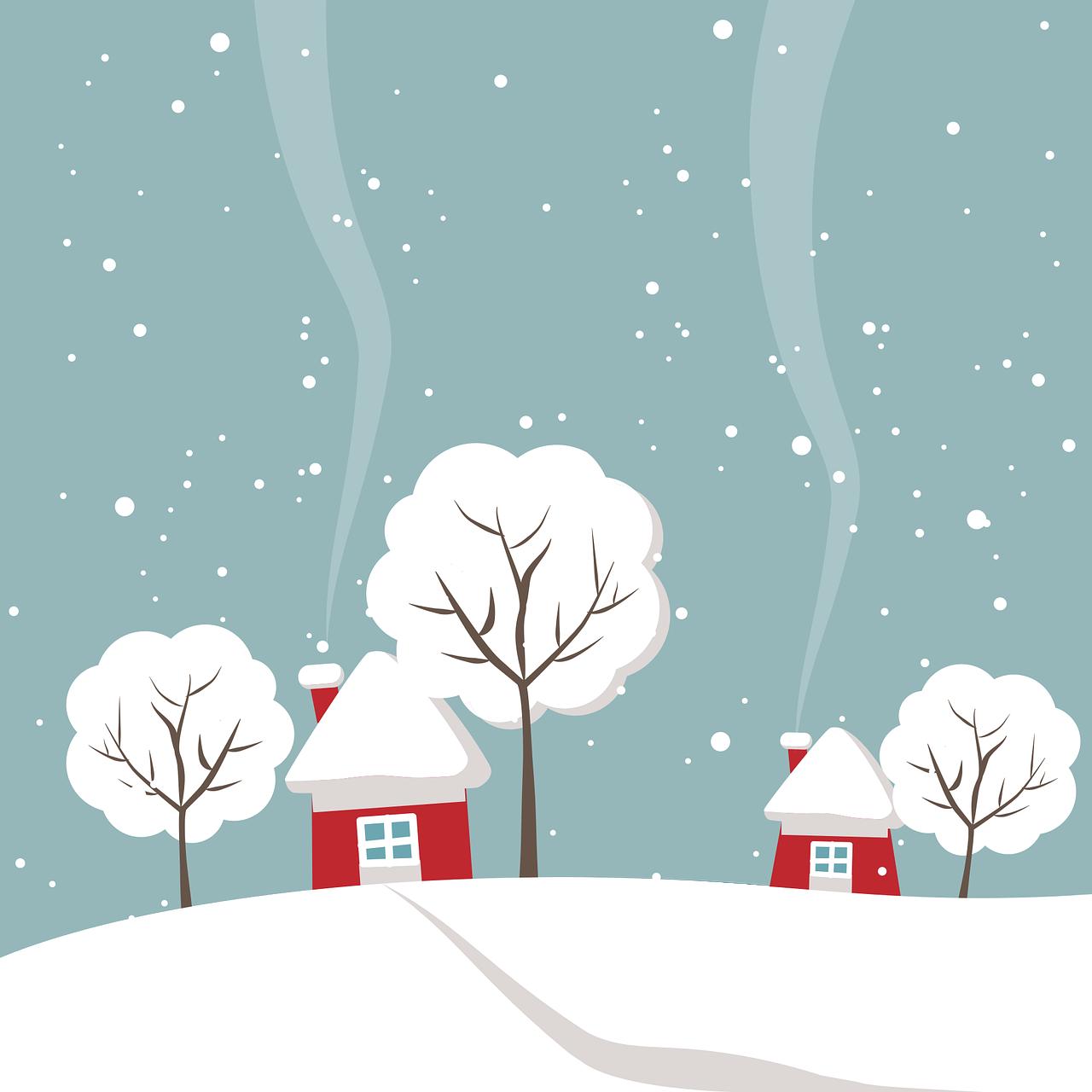 L'inverno – poesia per bambini