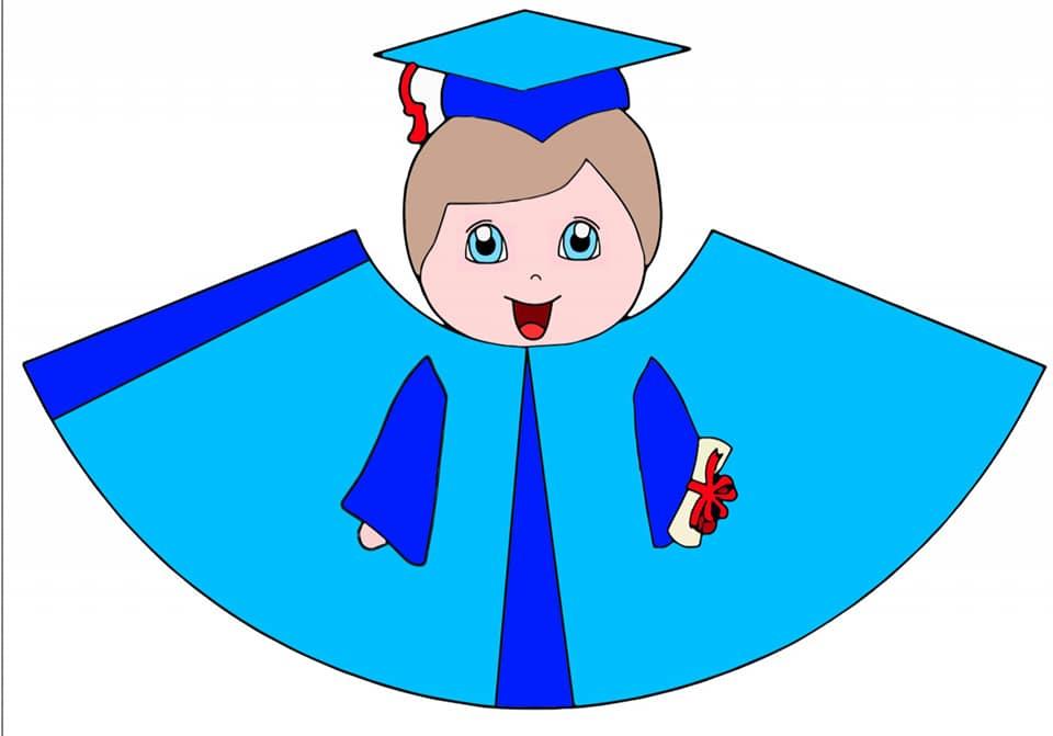 marionetta colori Lavoretti fine anno scolastico