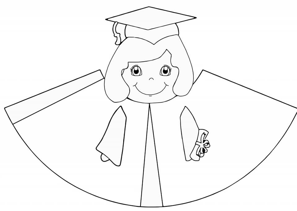 marionetta bianco e nero Lavoretti fine anno scolastico