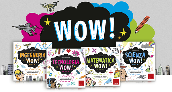 I quaderni operativi per la scuola primaria che fanno WOW!