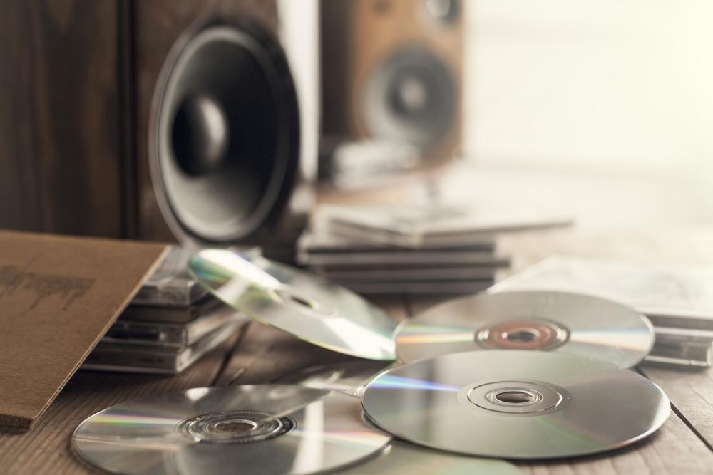 Porta CD da parete: buoni motivi per acquistarlo