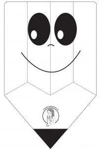 striscione di benvenuto in bianco e nero per accoglienza settembre asilo nido scuola dell infanzia scuola primaria