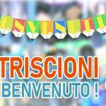 banner maestraemamma striscione di benvenuto scuola accoglienza
