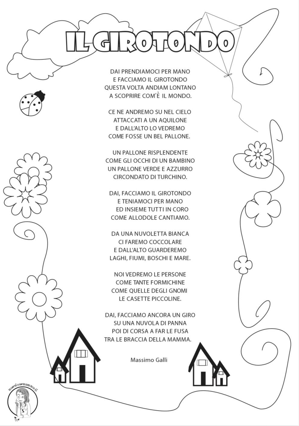 poesia-filastrocca-accoglienza-il-girotondo