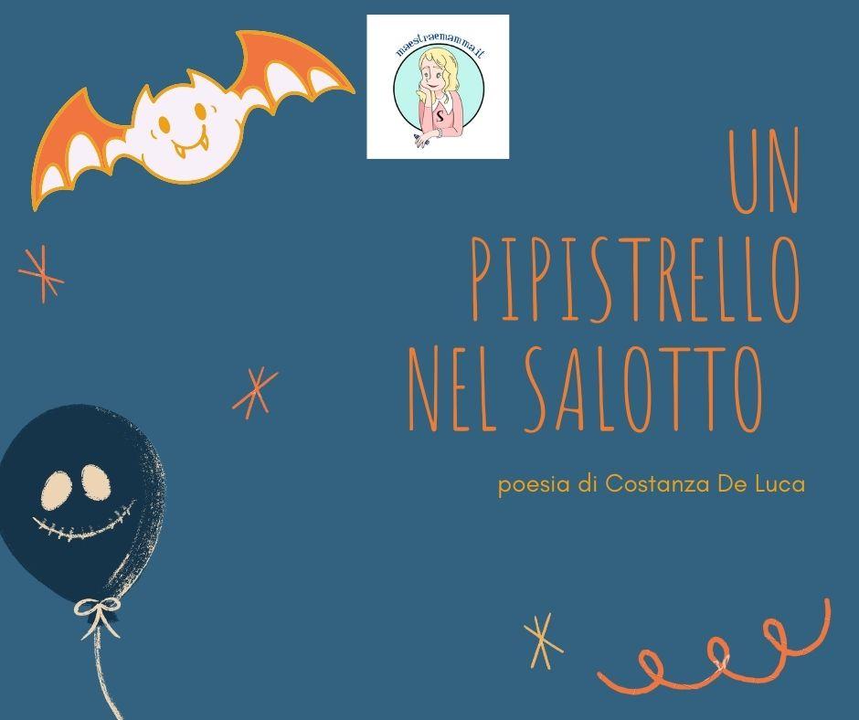 Un pipistrello nel salotto – poesia di Costanza De Luca