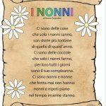 poesia per la festa dei nonni di bruno tognolini