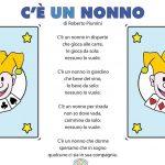 C'è un nonno - poesia di Roberto Piumini per la festa dei nonni