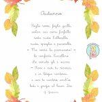 autunno poesia per bambini di g gasparini