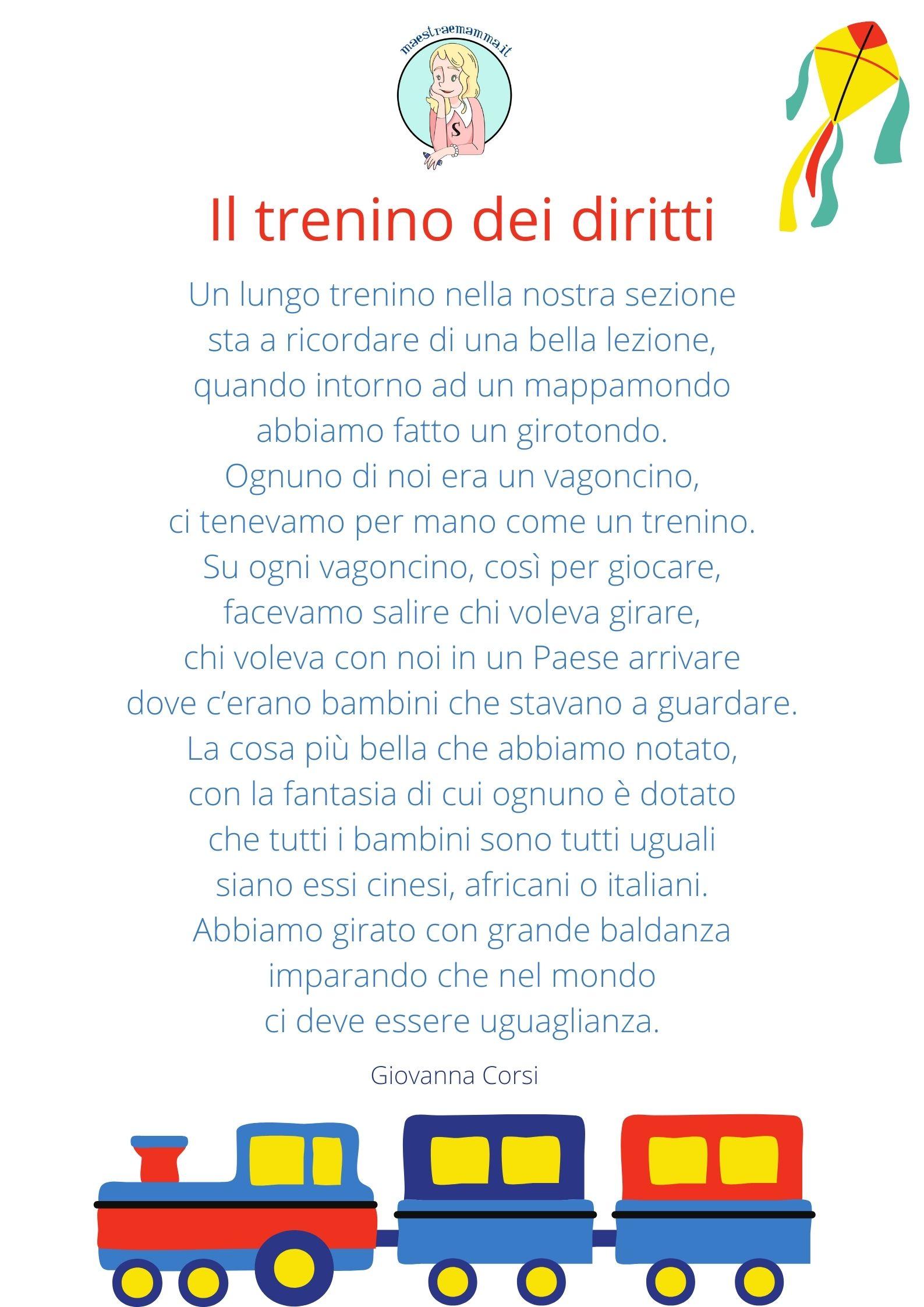 - poesia per la Giornata dei Diritti dei Bimbini - giornata mondiale dei diritti dell infanzia