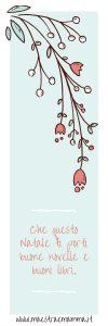 Christmas Bookmark Ideas for Kids segnalibro per natale