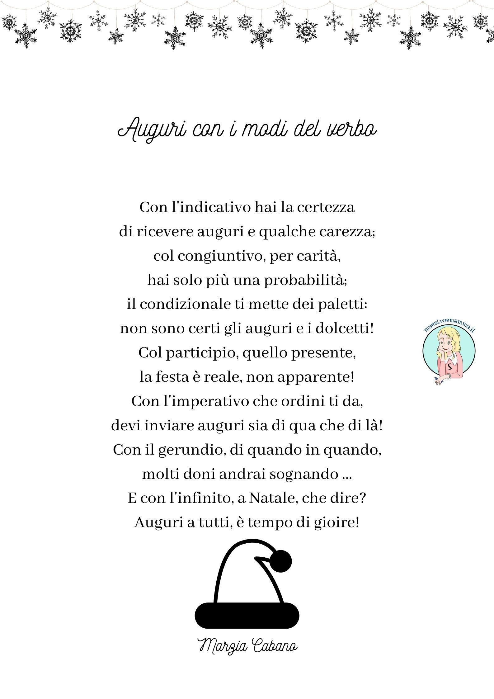 poesia natale bambini-Poesia di Natale di Marzia Cabano poesie di natale in rima