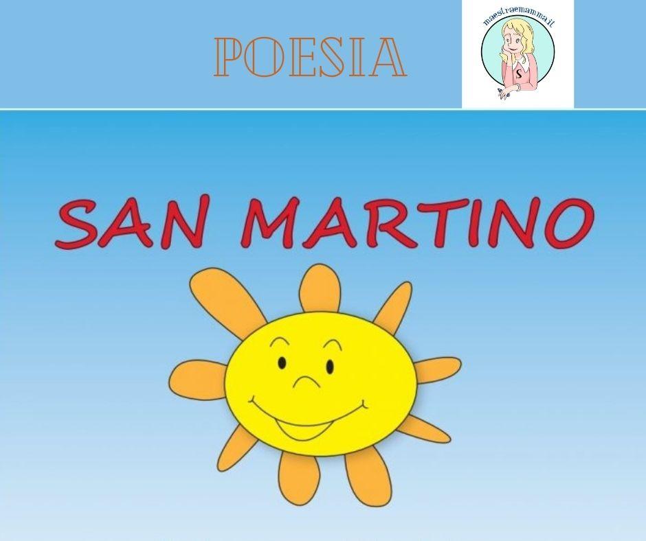 San Martino – poesia per bambini di L. Cerutti