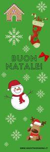 Christmas Holiday Bookmark Bulk Variety Pack segnalibro natale