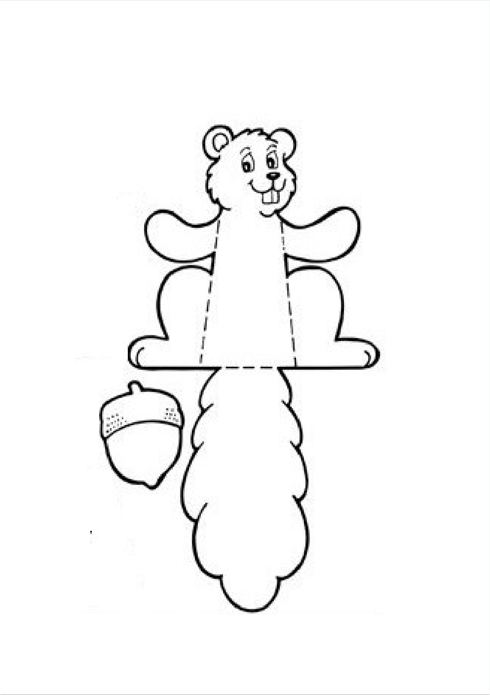 Matematica creativa con ghiande e scoiattoli