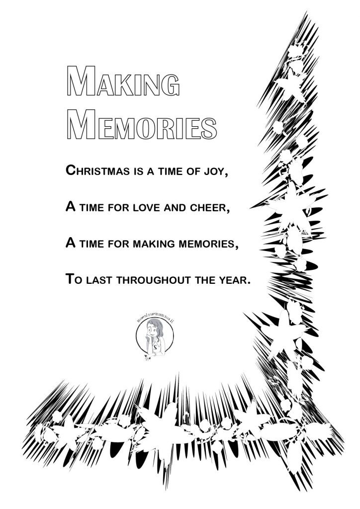 making memories merry christmas Best Christmas Poems for Kids