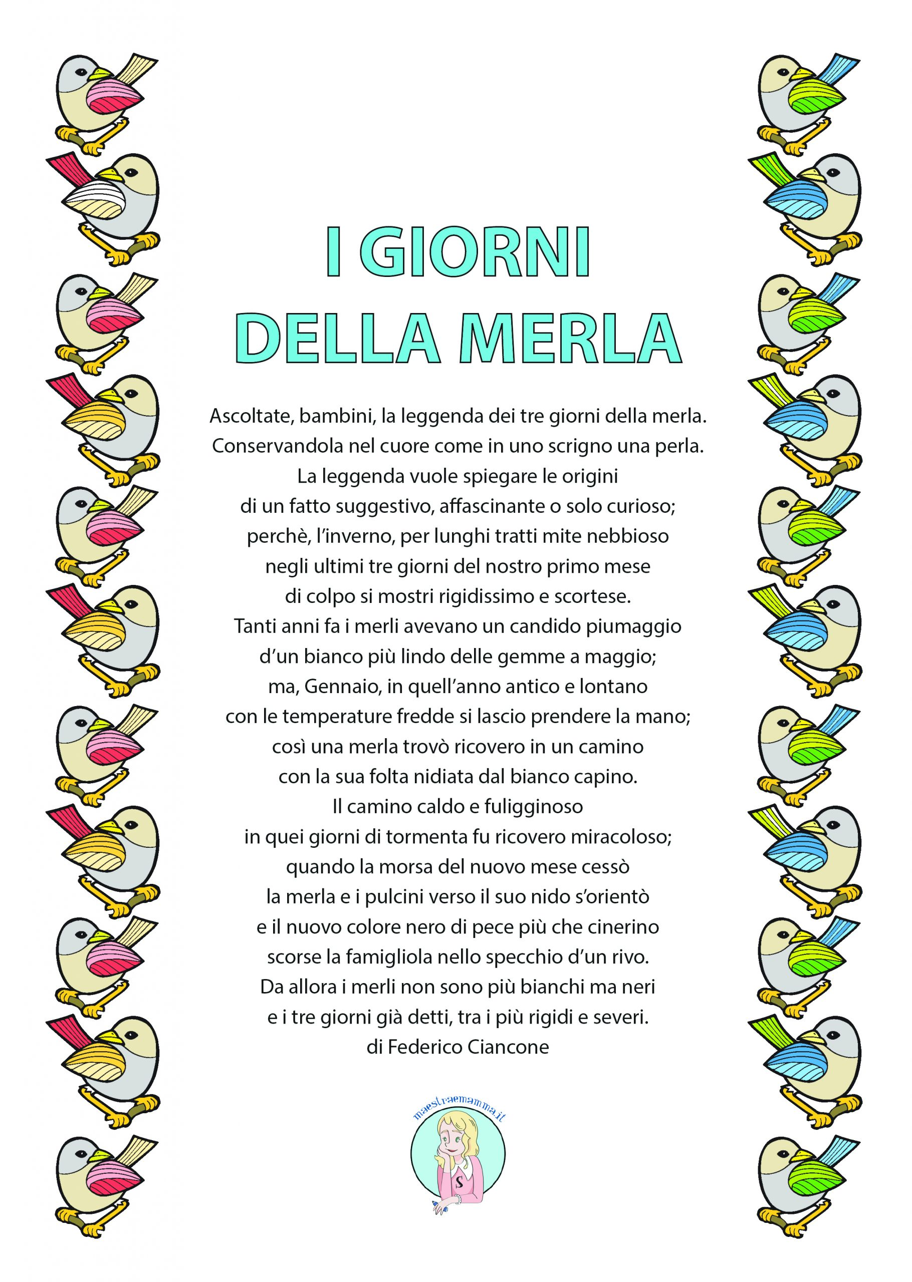 i- Giorni della Merla_poesia