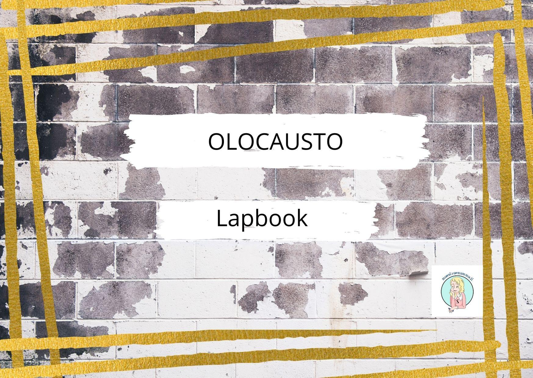 """Lapbook """"IL GIORNO DELLA MEMORIA"""" da scaricare gratuitamente"""