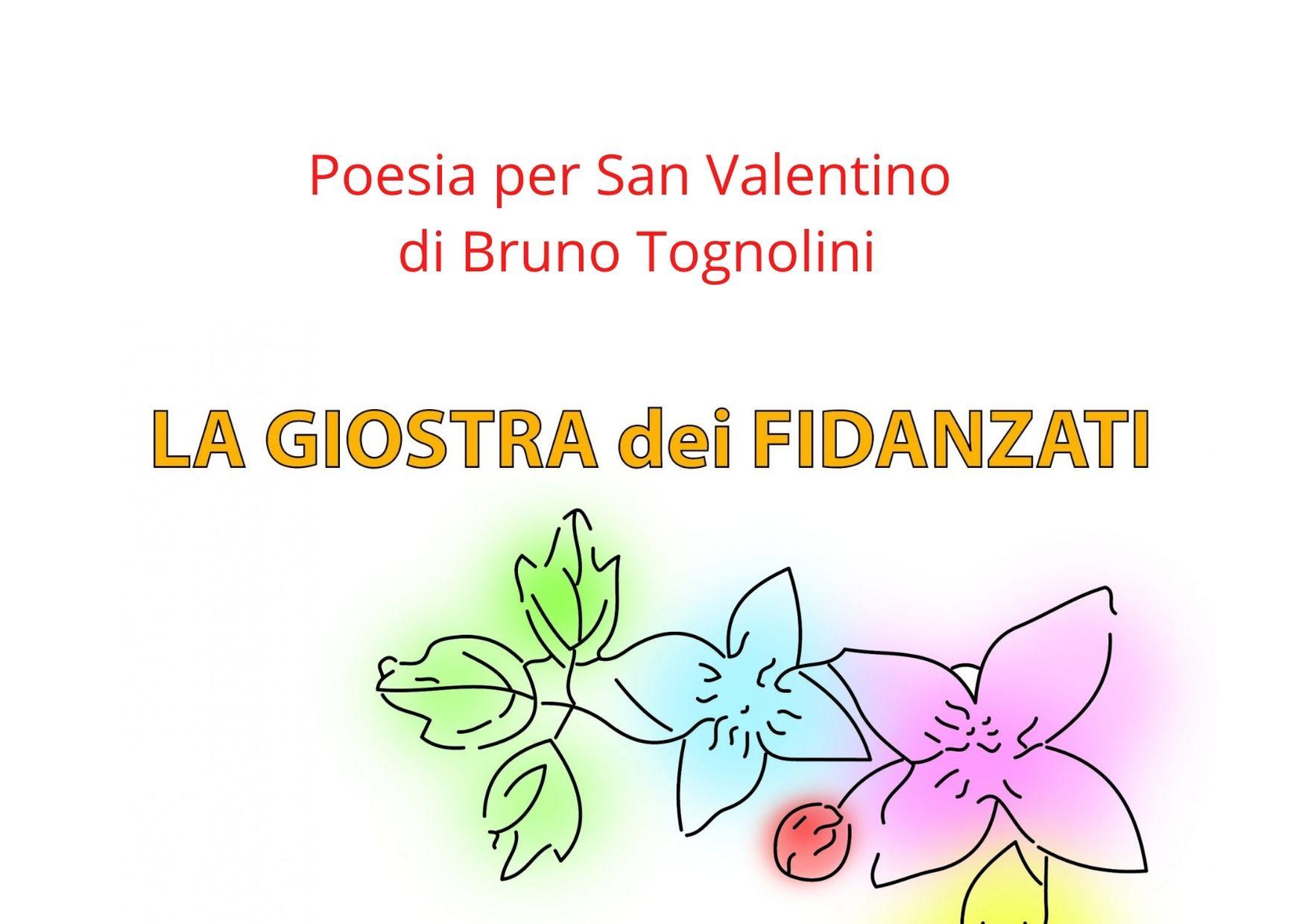 Poesia San Valentino – La giostra dei fidanzati di Bruno Tognolini