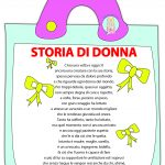 Festa della donna 8 marzo poesia germana bruno