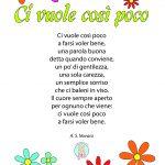 14 Febbraio: San Valentino - poesia per bambini