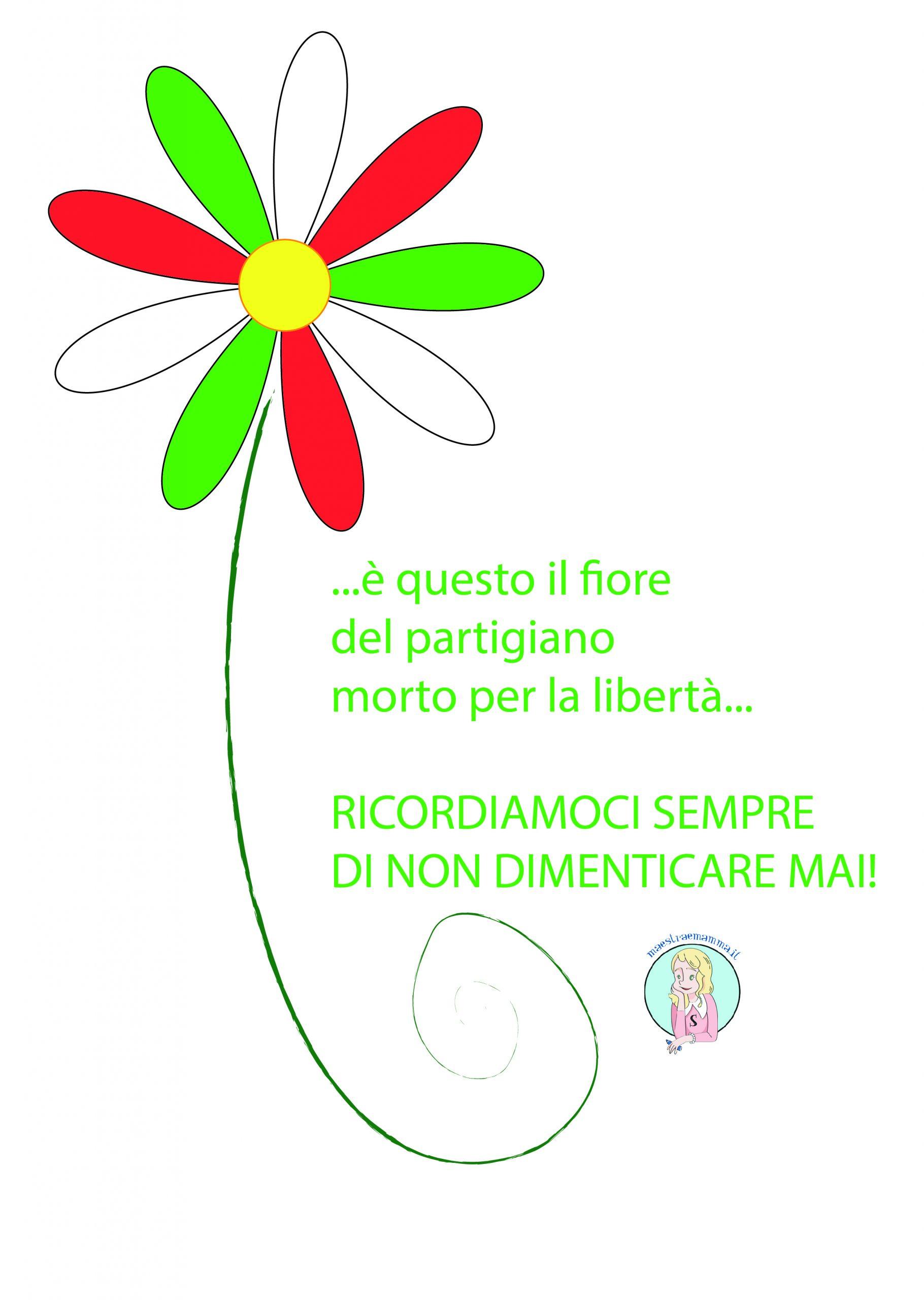 25 Aprile Festa della Liberazione: attività didattiche per la classe