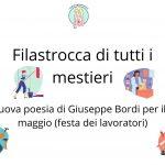 Nuova poesia di Giuseppe Bordi per il 1 maggio (festa dei lavoratori)