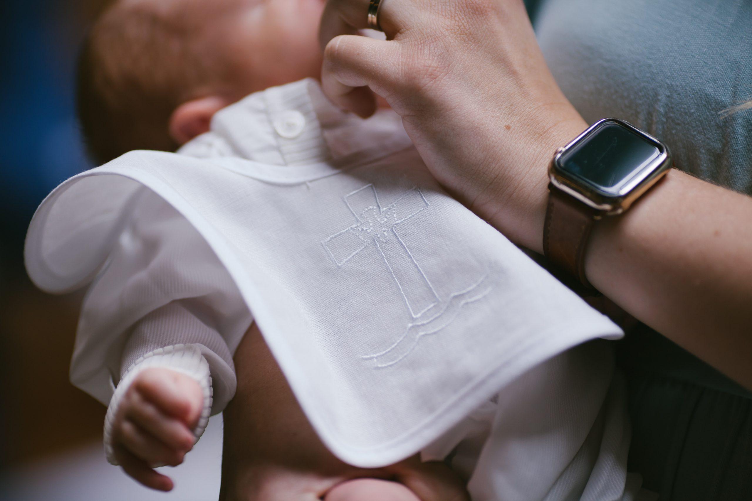 Una bomboniera per ricordare il battesimo